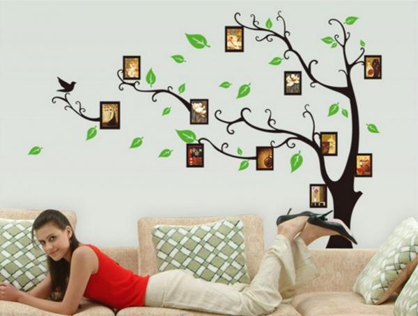 Картинка с деревом своими руками