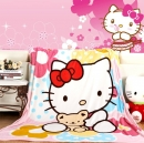 Флисовый плед Hello Kitty №8 150 х 200 см.